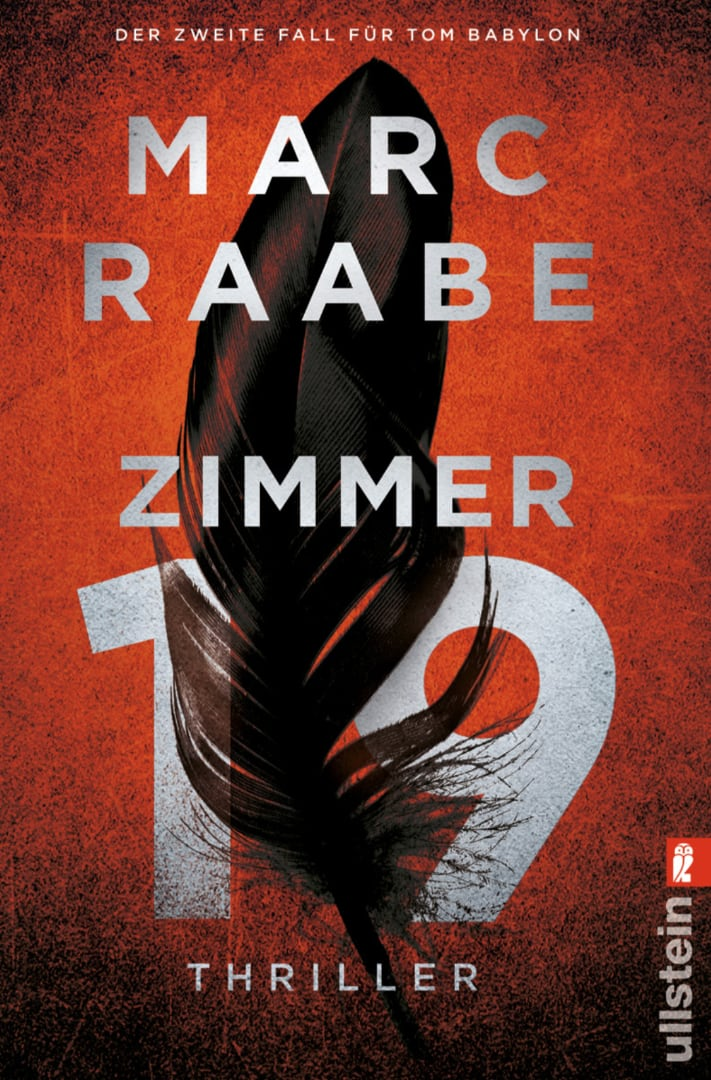 Buch - Marc Raabe - Zimmer 19