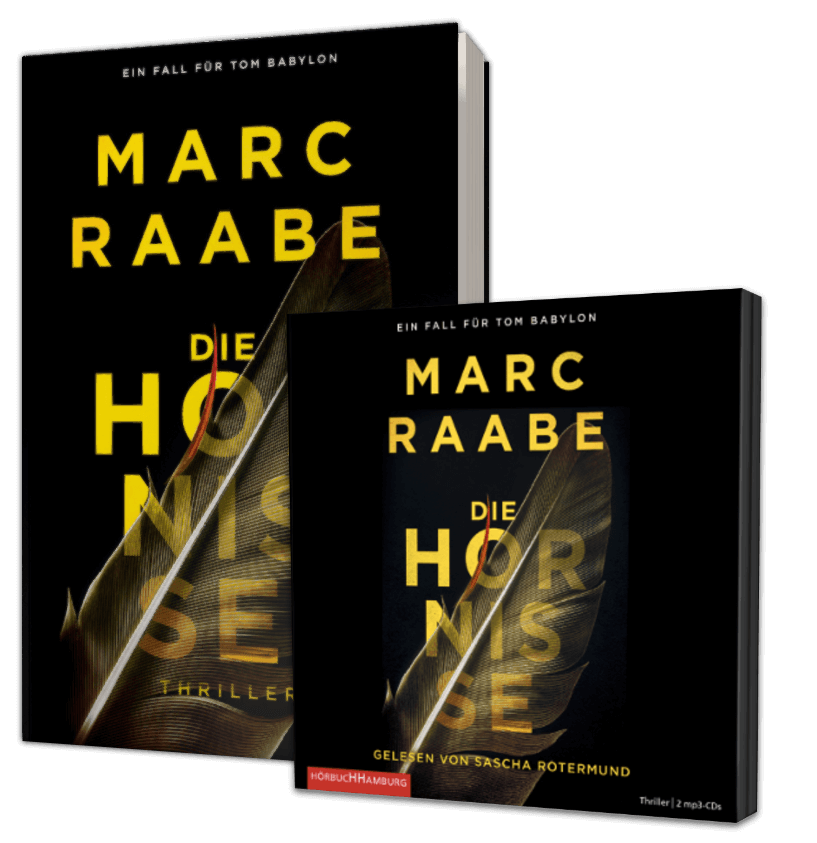 Die Hornisse - Marc Raabe - Thriller